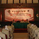 Yudisium Program Studi Diploma IV Pertanahan dan Program Diploma I PPK Tahun Akademik 2015/2016