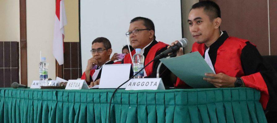 Praktik Kuliah Peradilan Semu Sekolah Tinggi Pertanahan Nasional