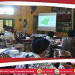 Penjemputan Peserta PKL III Pengukuran Bidang dan Penilaian Tanah Di Desa Sendangmulyo