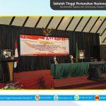 Yudisium D IV Pertanahan STPN tahun akademik 2020/2021